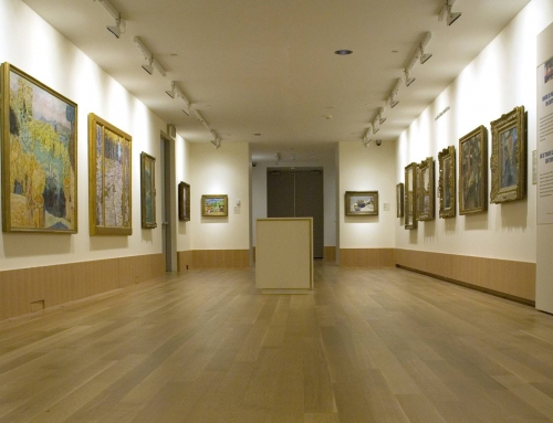 THE ART GALLERY OF ONTARIO