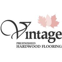 vintage flooring logo